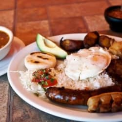 Restaurante Frijolchocolateyson en Bogotá