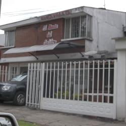 Restaurante El Mesón del Salitre en Bogotá