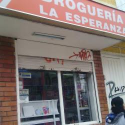 Drogueria La Esperanza en Bogotá