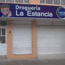 Drogueria La Estancia en Bogotá