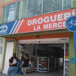Drogueria La Merced en Bogotá