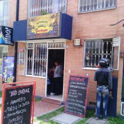Restaurante Parrilla Toro Burguer en Bogotá