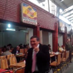 Restaurante Orosol en Bogotá