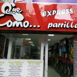 Restaurante Parrilla Qué Como en Bogotá