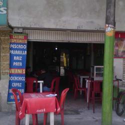 Restaurante Mi Tolima en Bogotá