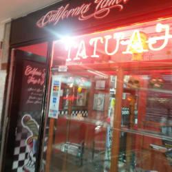 California Tattoo - Portal Lyon en Santiago