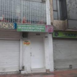 Restaurante y pescadería brasas de mi tolima en Bogotá