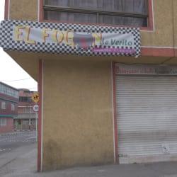 El Fogón de Verito en Bogotá