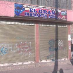 El Gran Diamante Azul en Bogotá