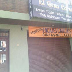 El Gran Corsetero en Bogotá