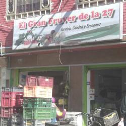 El Gran Fruver de la 27 en Bogotá