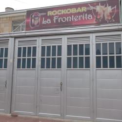 Rockobar LAa Frontererita en Bogotá