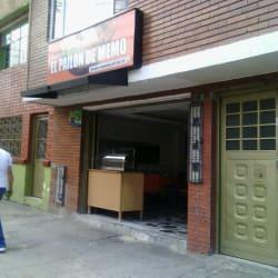 El Pailon de Memo en Bogotá