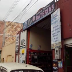 El Punto Electrico Baterias en Bogotá