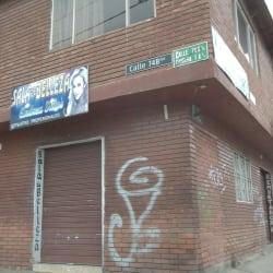 Sala de belleza andrea stilos en Bogotá