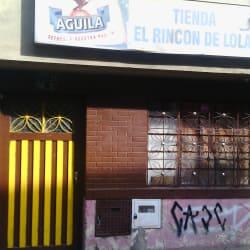 El Rincon de Lola en Bogotá
