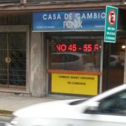 Fenix Casa de Cambio en Santiago