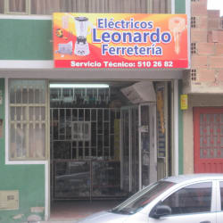 Eléctricos Leonardo Ferretería en Bogotá