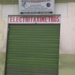 Electritaximetros en Bogotá
