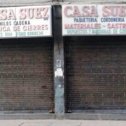 Casa Suez en Santiago