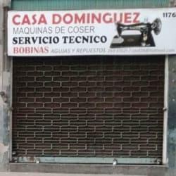Casa Domínguez en Santiago
