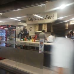 Cafetería Sori en Santiago