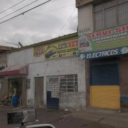 Electro Ney en Bogotá