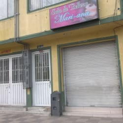 Sala de belleza mari-ana en Bogotá