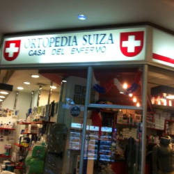 Ortopedia Suiza  en Santiago