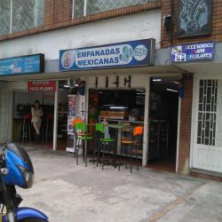 Empanadas Mexicanas M&M en Bogotá