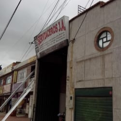 Serviaceros J.A en Bogotá