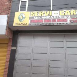 Servi - Car´s en Bogotá