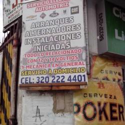 Servi Auto JR en Bogotá