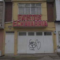 Exostos Echavariia en Bogotá