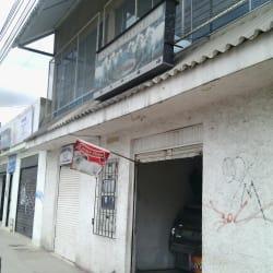 Expendido de Carnes San Esteban en Bogotá