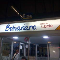 Expreso Bolivariano en Bogotá