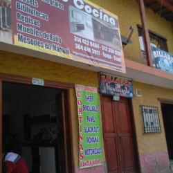 Fabricamos Su Cocina en Bogotá