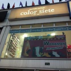 Factory Outlet Color Siete en Bogotá