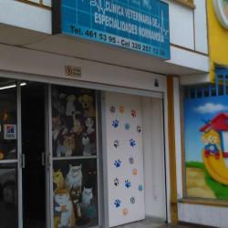 Clínica Veterinaria de Especialidades Normandía en Bogotá