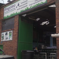 Riegoteo en Bogotá
