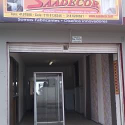 Decoraciones Saadecor en Bogotá