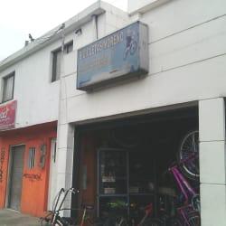 Bicicletas Moreno en Bogotá