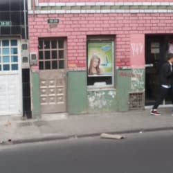 Sala de belleza la 38 en Bogotá