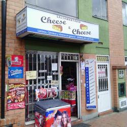Salsamentaria Cheese & Cheese en Bogotá