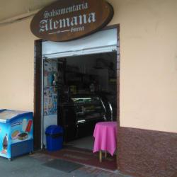 Salsamentaria Alemana Gourmet en Bogotá