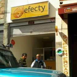 Efecty Calle 15 Soacha  en Bogotá