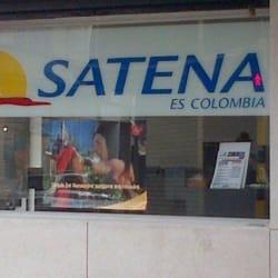 Satena Avenida El Dorado con 103 en Bogotá