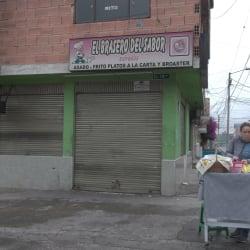 El Brasero del Sabor en Bogotá