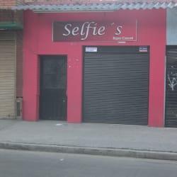Selfie's en Bogotá