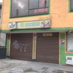 El Sociego en Bogotá